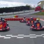circuit de karting outdoor d´angouleme